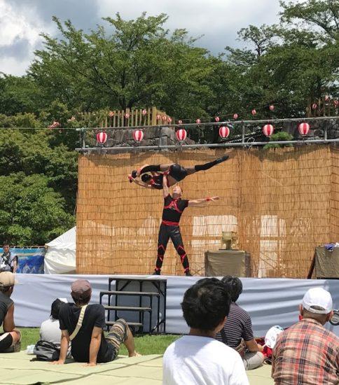 小江戸甲府の夏祭り 第2回目も大盛況!