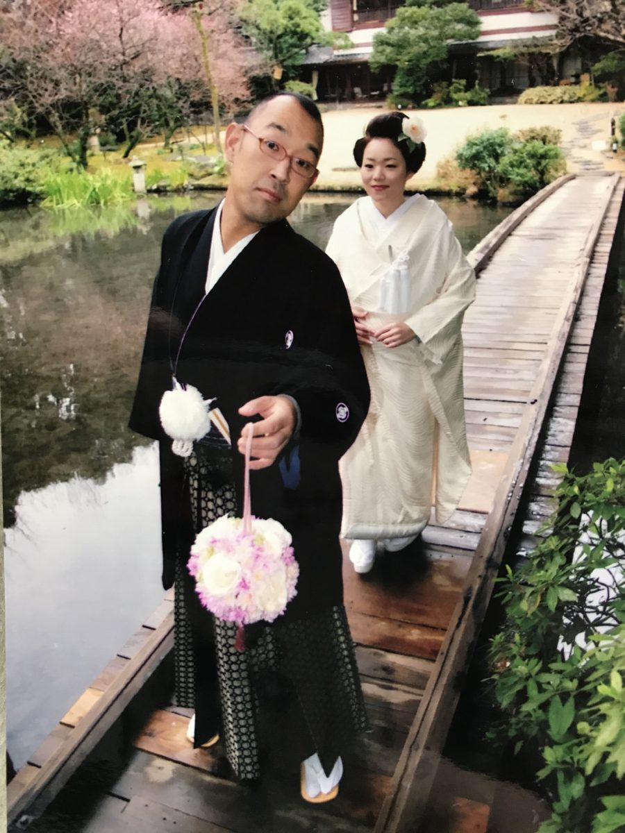 2月12日 8回目の結婚記念日
