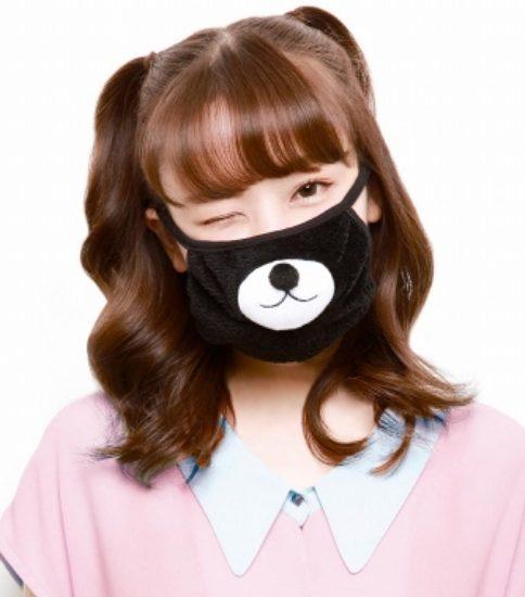 マスクで変身!!