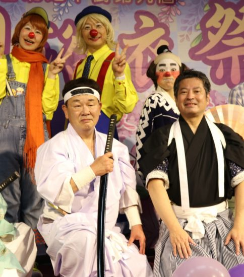 台湾公演 写真