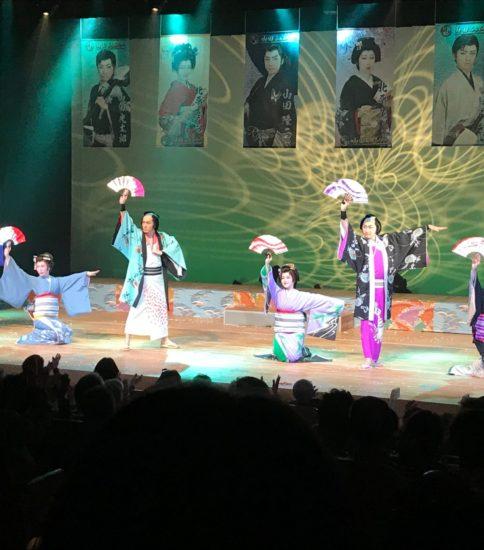新星山田ふぁみりー 公演行ってきました☆